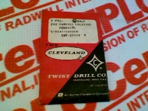 CLEVELAND TWIST DRILL EDP-91774