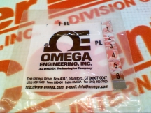 OMEGA ENGINEERING 1-6L