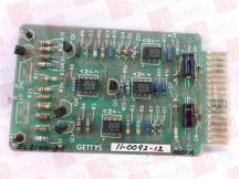GETTYS MODICON 11-0092-12