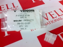 MOLEX 0039012100
