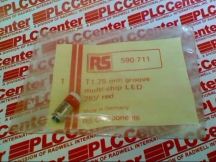 RS COMPONENTS 590-711