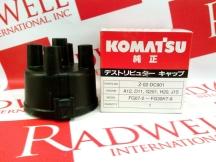KOMATSU FORKLIFT Z-02-DC901