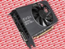 EVGA GTX750TI