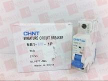 CHINT NB1-B16-1P