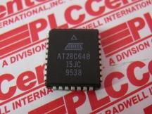 ATMEL AT28C64B15JC