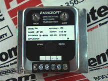 ASHCROFT XL-5-MB2-42-ST-P25IW