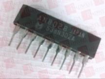 MATSUSHITA ELECTRIC AN8028