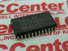 DALLAS SEMICONDUCTER IC17485S5