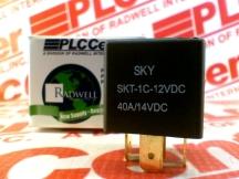 SKY ELECTRONICS SKT-1C-12VDC