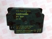 SATRONIC ZT-931-110/120V