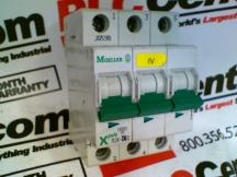 MOELLER ELECTRIC PLS6-D6/3