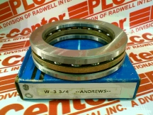 ANDREWS BEARING W-3-3/4