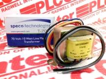 SPECO TECHNOLOGIES T-7010