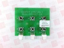 COOPER CONTROLS 0502-000020-00