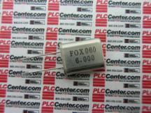FOX 6MHZHC4920PF