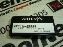 ARTESYN TECHNOLOGIES NFC10-48S05