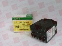 EATON CORPORATION DIL-04-40-220/240V-50/60HZ