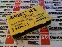SIXTRAK IAC-01