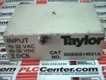 TAYLOR ELECTRONICS 6000BB114531A