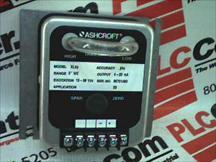 ASHCROFT XL-5-MB2-42-ST-.5IW