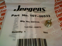 JERGENS 26533