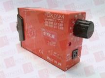 FOXTAM CONTROLS 11RK.M/24VAC/DC