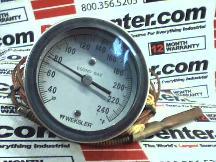 WEKSLER INSTRUMENTS 313E-C-V-R-F-P-DG-0-FM-12