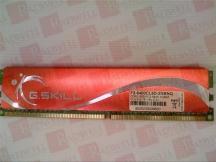 G SKILL F2-6400CL5D-2GBNQ