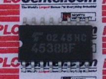 ADVANCED MICRO DEVICES TC4538BF