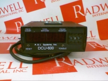 POWER DESIGNS INC DCU-600