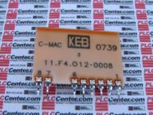 KEB COMBIVERT 11F40120009