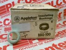 APPLETON BBU-100