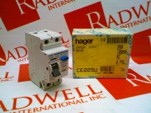 HAGER 165188