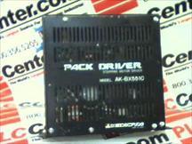 PACK DRIVER AK-BX551C