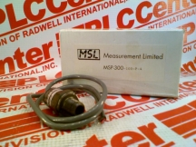MEASUREMENT SPECIALTIES MSP-300-100-P-4-N