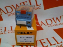 RELAY AND CONTROL CORP RCC3A30120