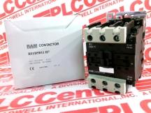 RAM INDUSTRIAL SERVICES RI1-D5011-B7