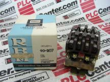 RBM CONTROLS 90-207