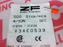 ZOLLER & FROHLICH V3AE0539