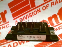 FUJI ELECTRIC 6MBI8L120