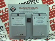 MCNAUGHTON MCKAY ELECTRIC CO MCMCCP2-DH-DP5