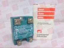 CONTINENTAL INDUSTRIES S505-0SJ625-000