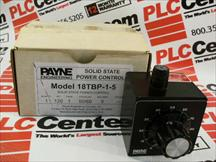 PAYNE ENGINEERING 18TBP-1-5