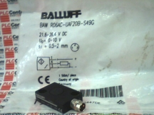 BALLUFF BAW-R06AC-UAF20B-S49G