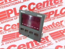 WEST INSTRUMENTS 2800-FACEPLATE
