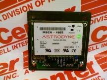 ASTRODYNE MSCA-1502