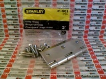 STANLEY HARDWARE SP838