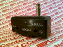 MICROSWITCH R-RS66