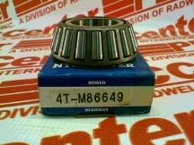 BOWER BEARING 4T-M86649