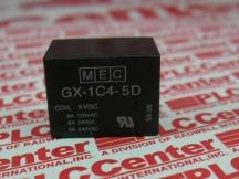 MEC GX-1C4-5D
